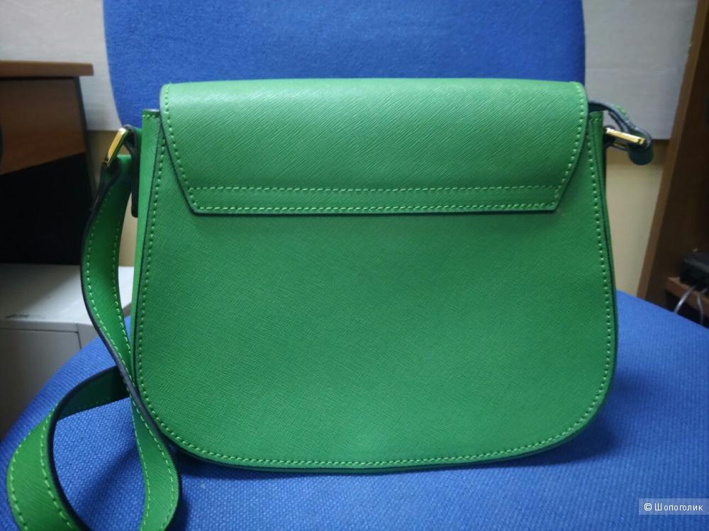 Michael Kors: сумка, кожа сафтяно, оригинал