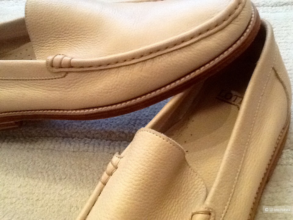 Мужские Loafer,LOTTUSSE,размер 10