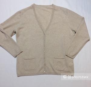 Кашемировый кардиган Katag 48-50