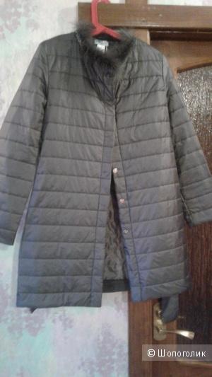 Легкое пальто BLUMARINE 42 итальянский размер 2 дизайнерский
