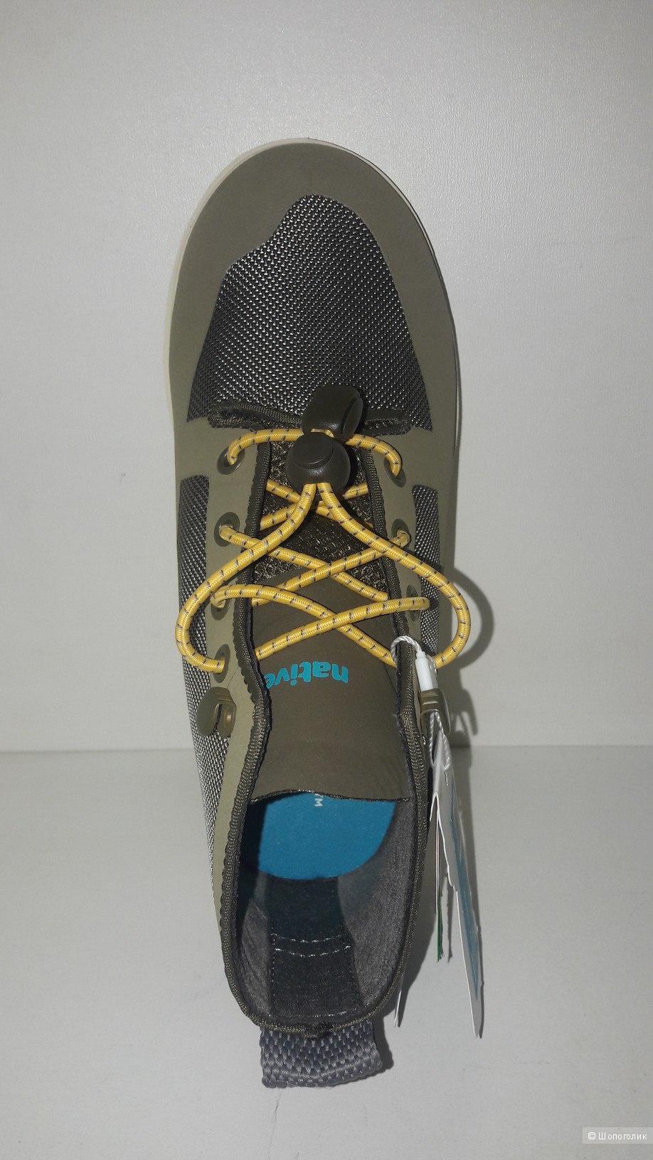 Ботинки на мальчика осенние Native EUR 33.