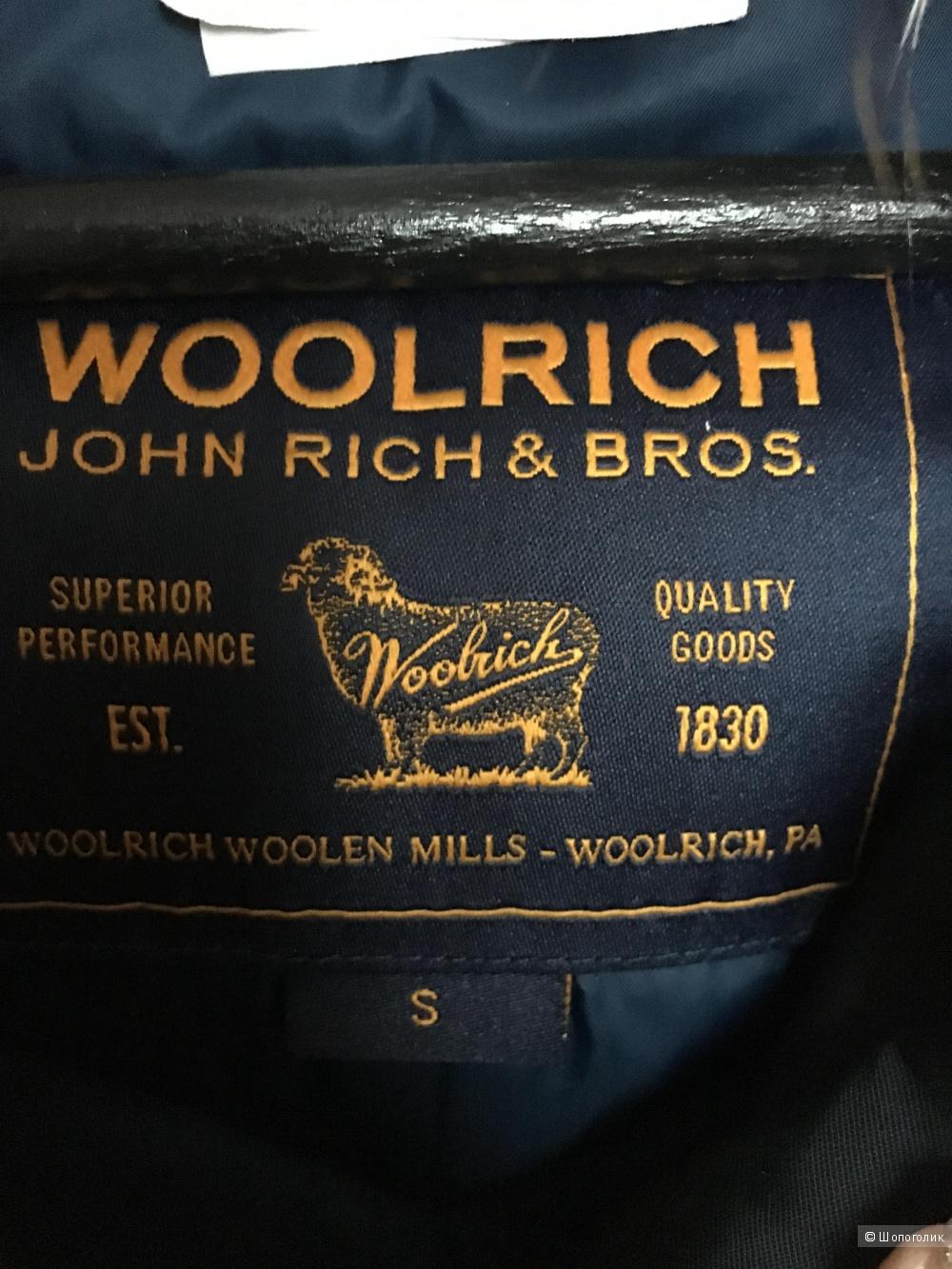 Парка Woolrich размер S