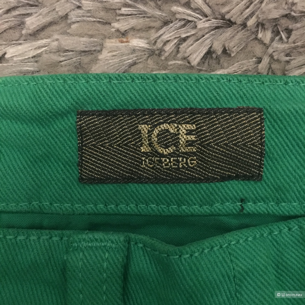 Джинсы  ICE ICEBERG, размер 27 маломерный