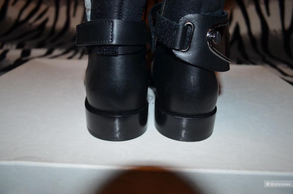 Сапоги зимние, VERSACE , 35 размер