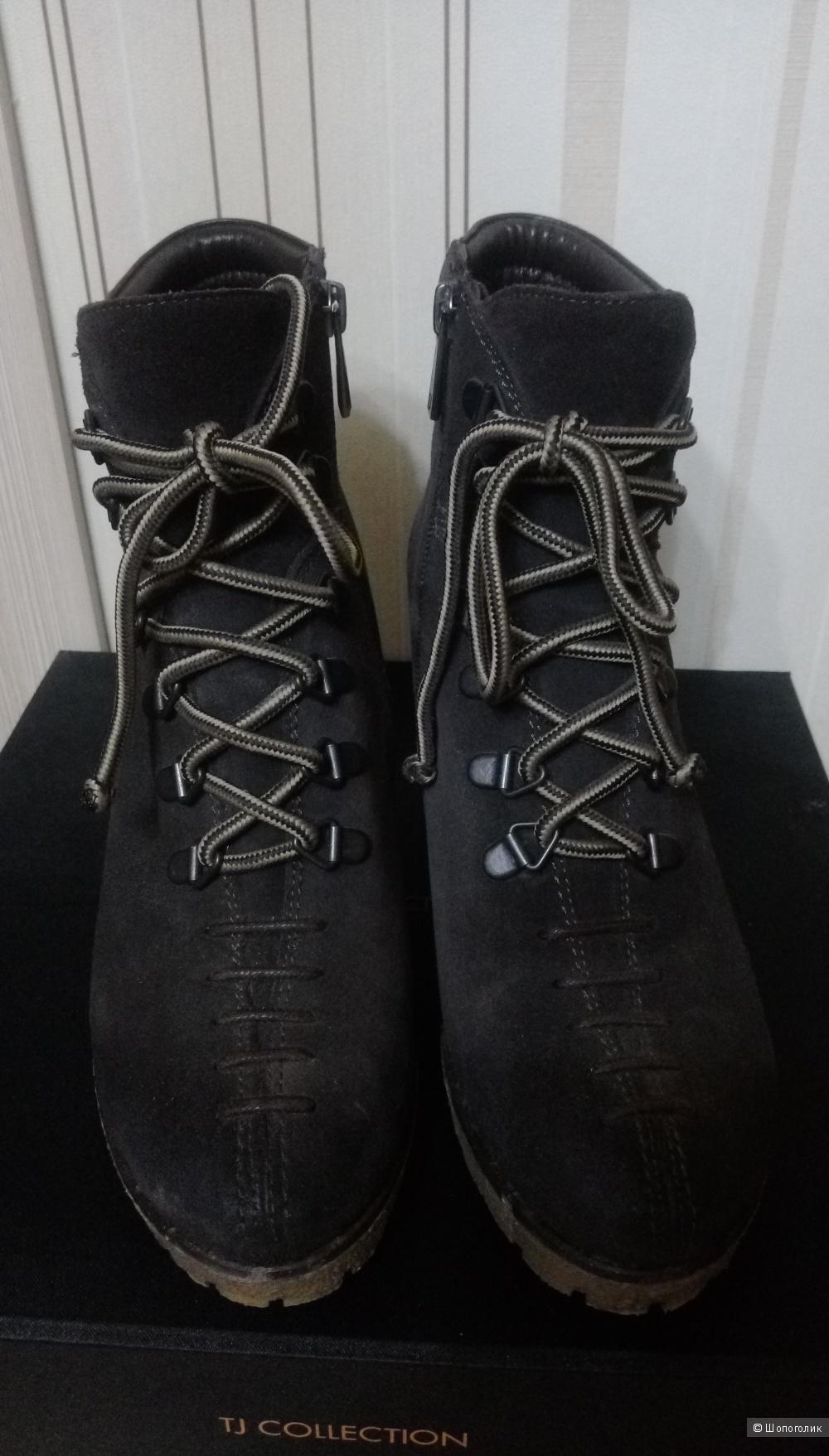 Ботинки зимние TJ Collection, размер 39