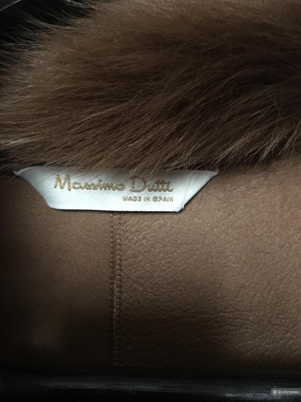 Шуба/дубленка Massimo Dutti, размер S