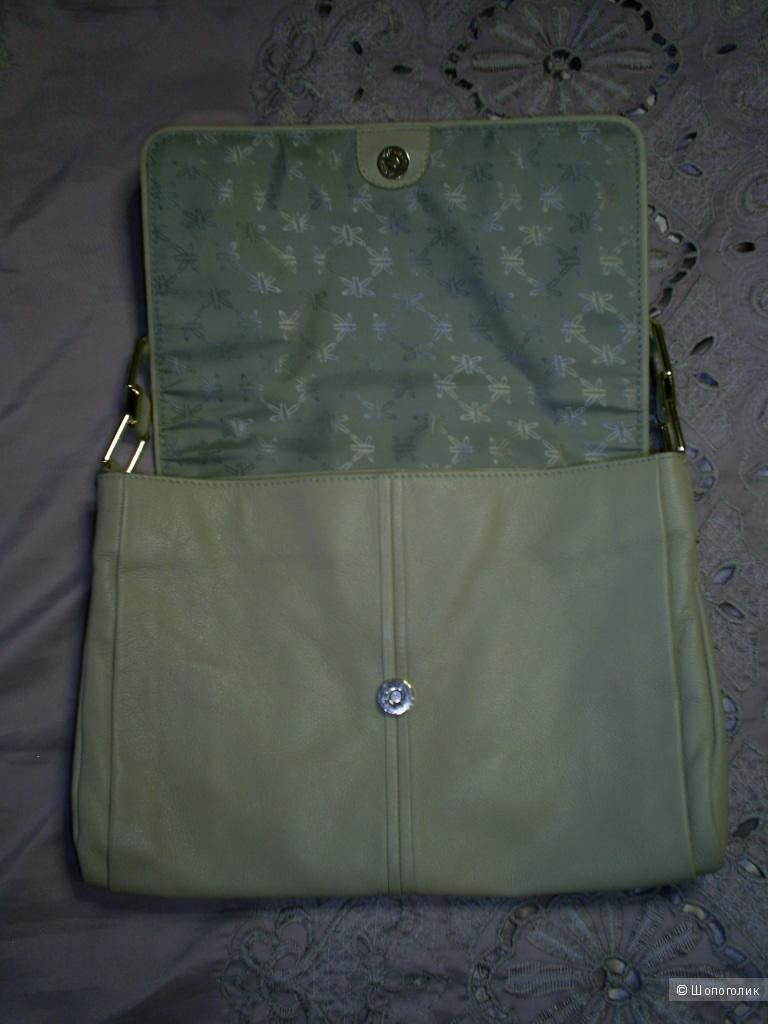 Кожаная сумка от Ri2K.