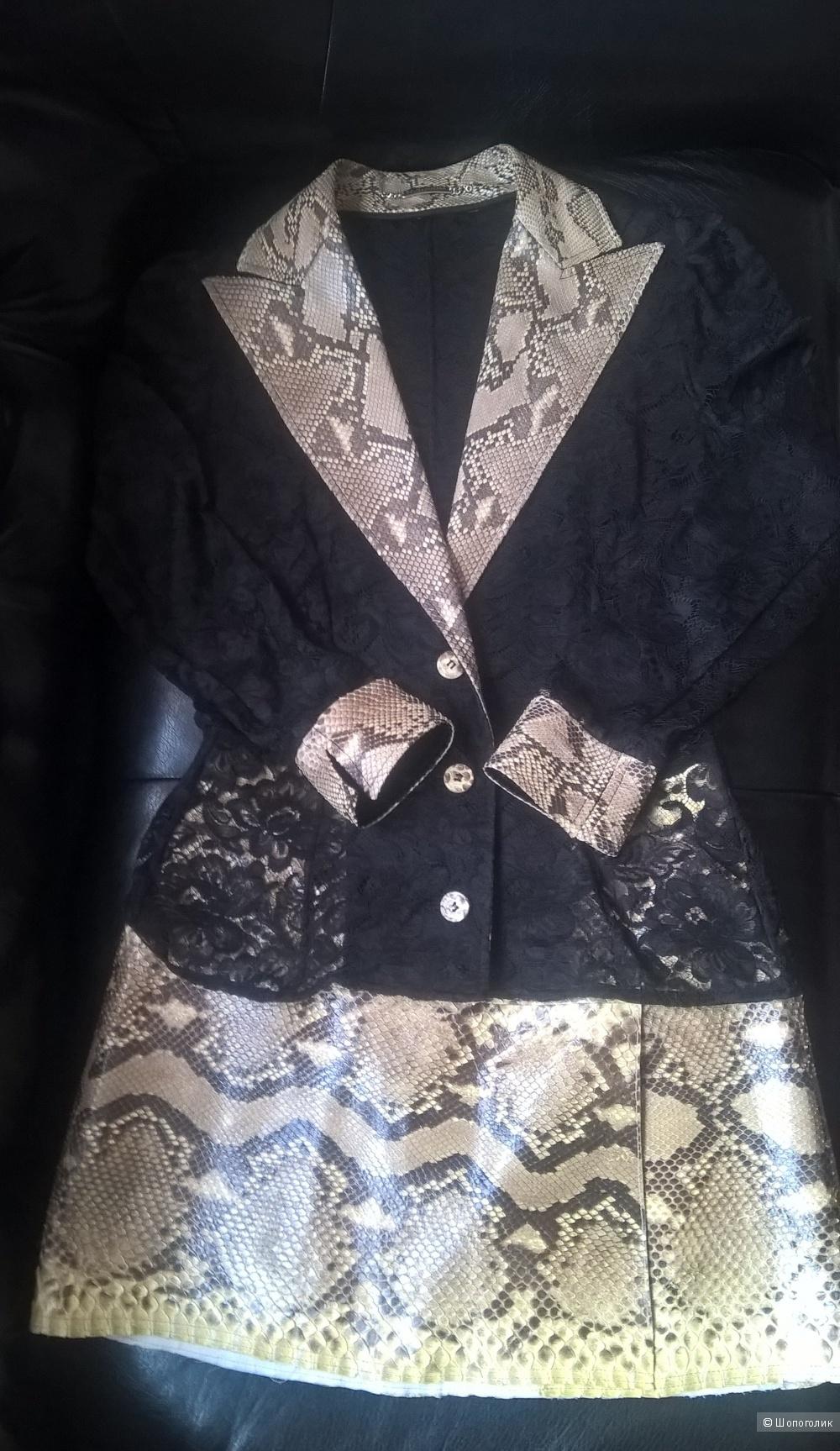 Юбка из питона Dolce & Gabbana, 44