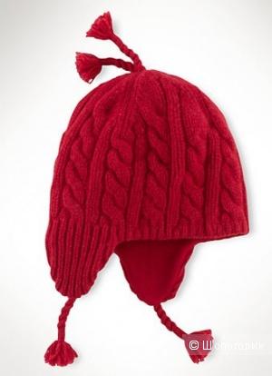 Детская шапка Polo by Ralph Lauren, размер 2Т-4Т