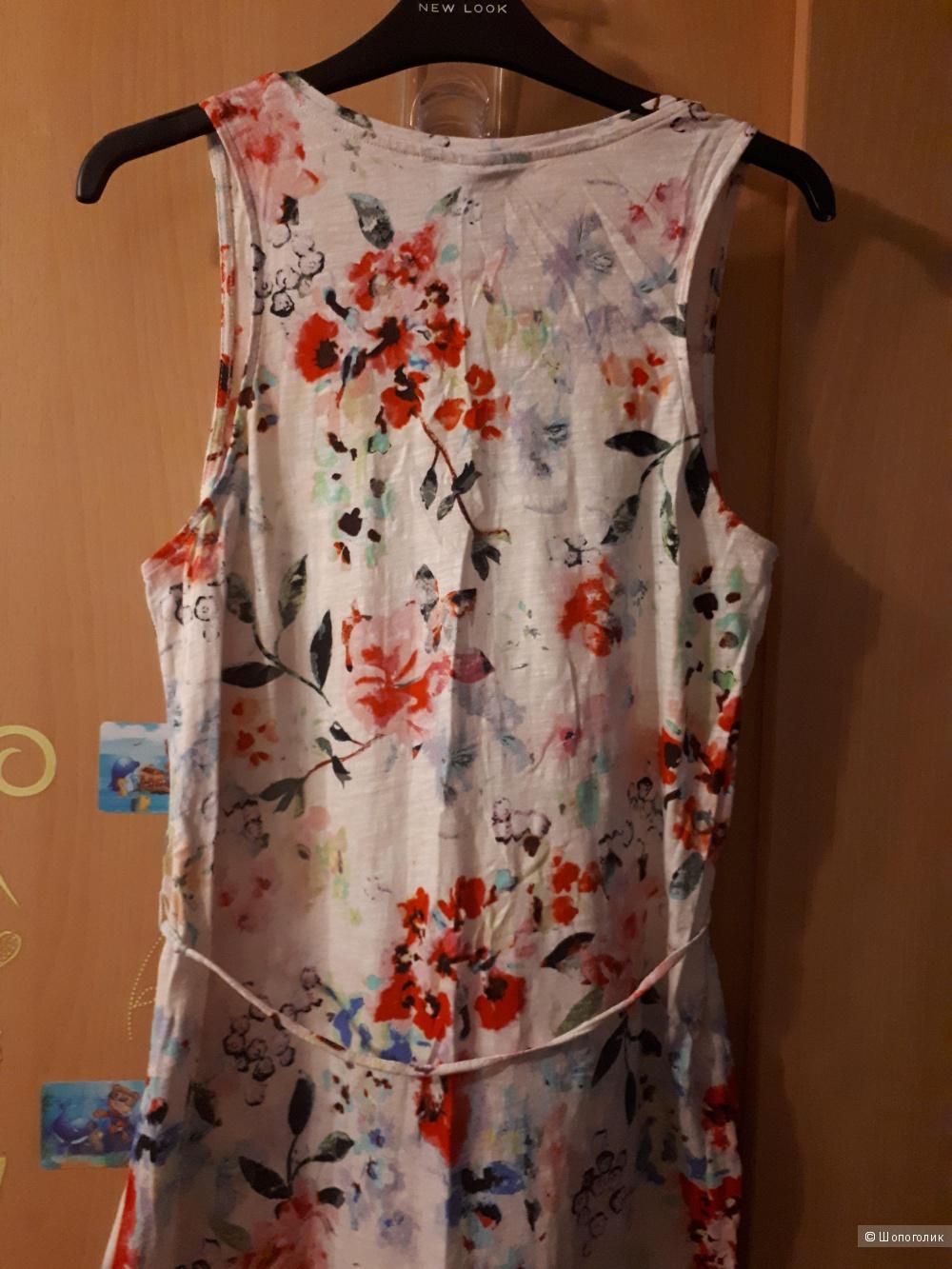 Платье H&M р.S    р.42-44  русский