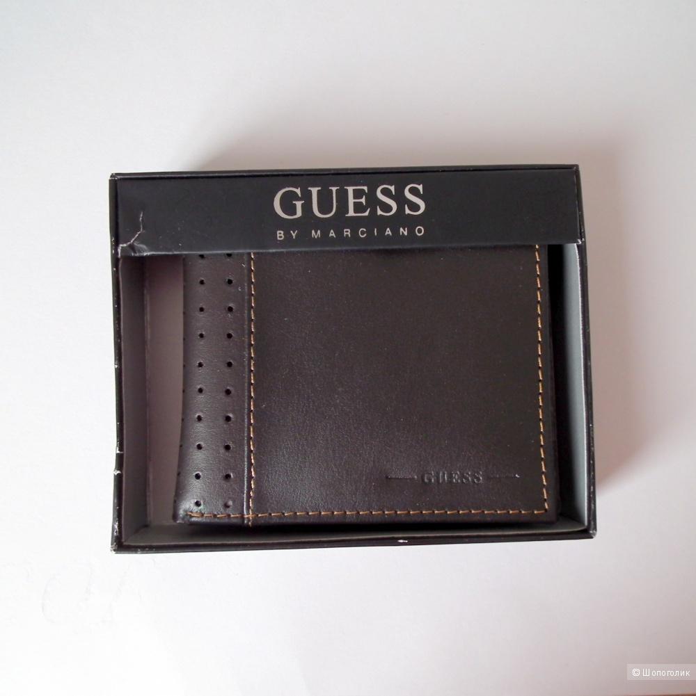 Мужской кошелек (бифолд) Guess