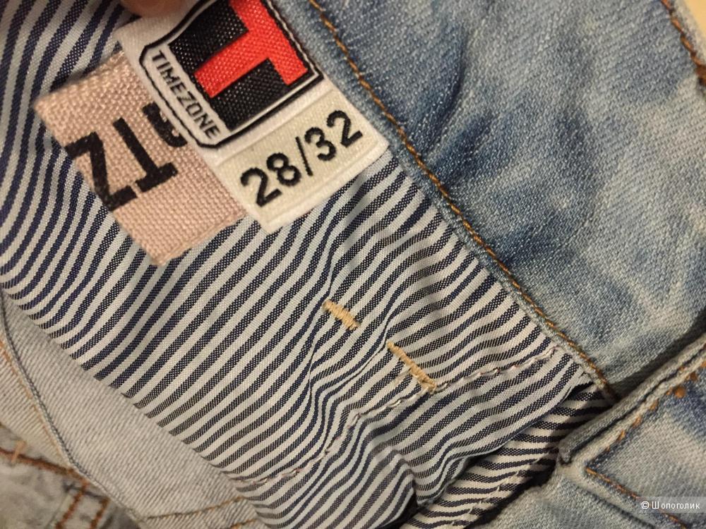 Джинсовые штаны Timezone, размер 28