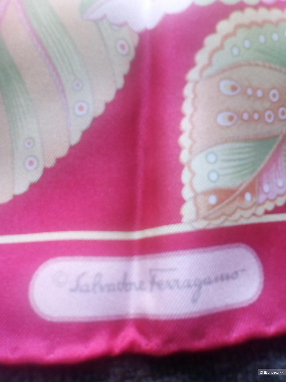 Шейный платок Salvatore Ferragamo