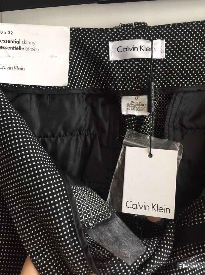 Брюки-дудочки Calvin Klein S-M