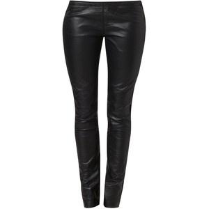 Кожаные брюки леггинсы Gypsy размер L