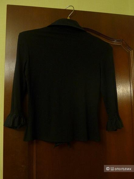 Рубашка на молнии Cottonade, 3-на 46-48 размер.