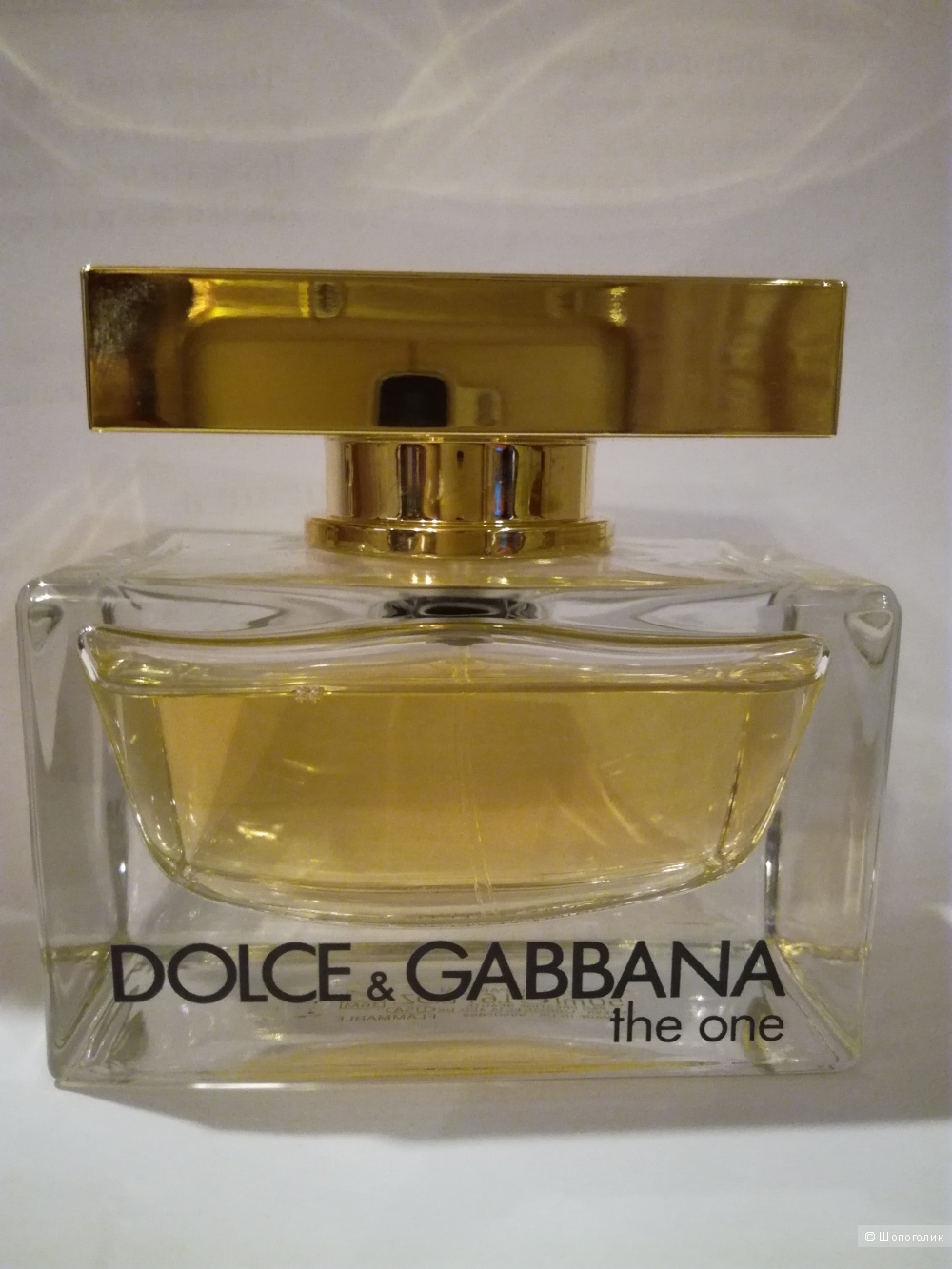 The One, Dolce&Gabbana,50 мл,едп.