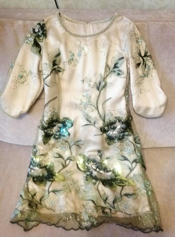 Платье Anna Sui, XS