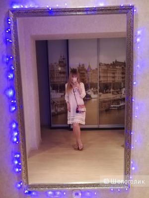 JCL Paris. Туника. Пляжное платье. 42/44/46/s/m