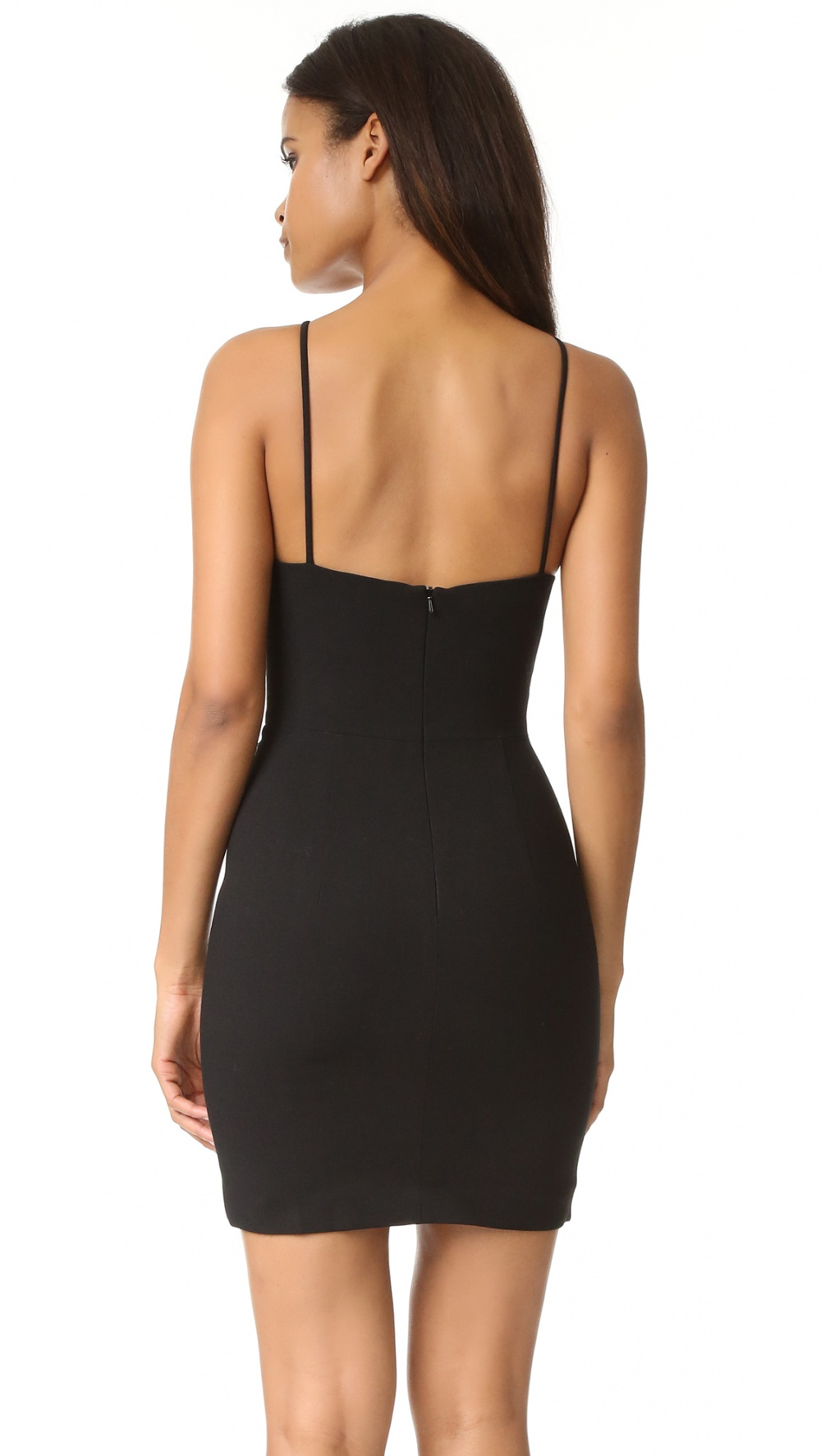 Мини-платье Bermuda,Black Halo, размер 0