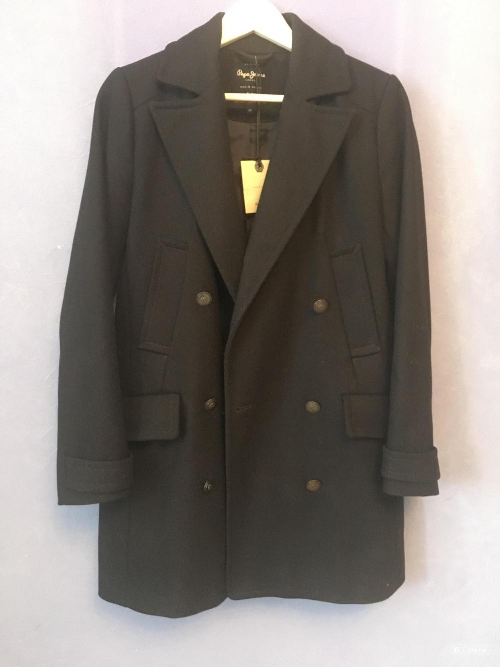 Пальто Pepe Jeans, размер XS