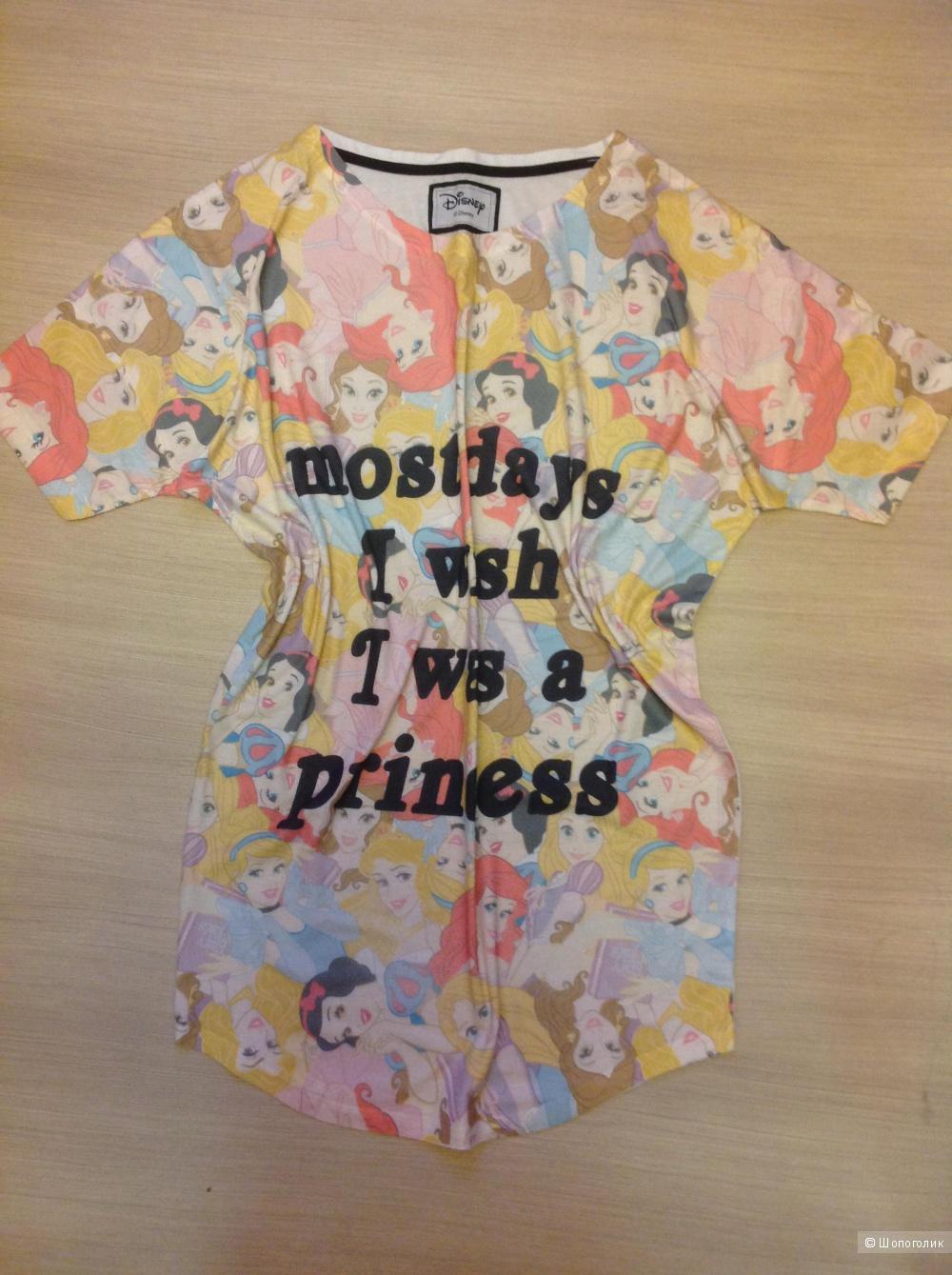 Домашняя футболка, MISSIMO (DISNEY), разм. 40-44 (рос.)
