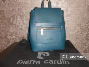Рюкзак Pierre Cardin Made in Italy кожа
