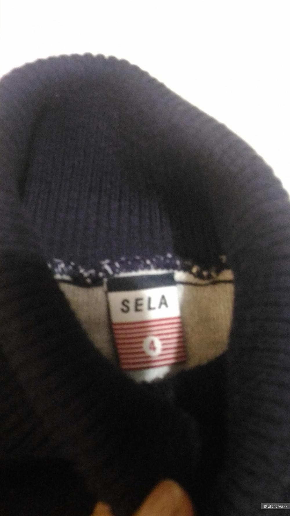 Свитер для мальчика Sela на 4-5 лет
