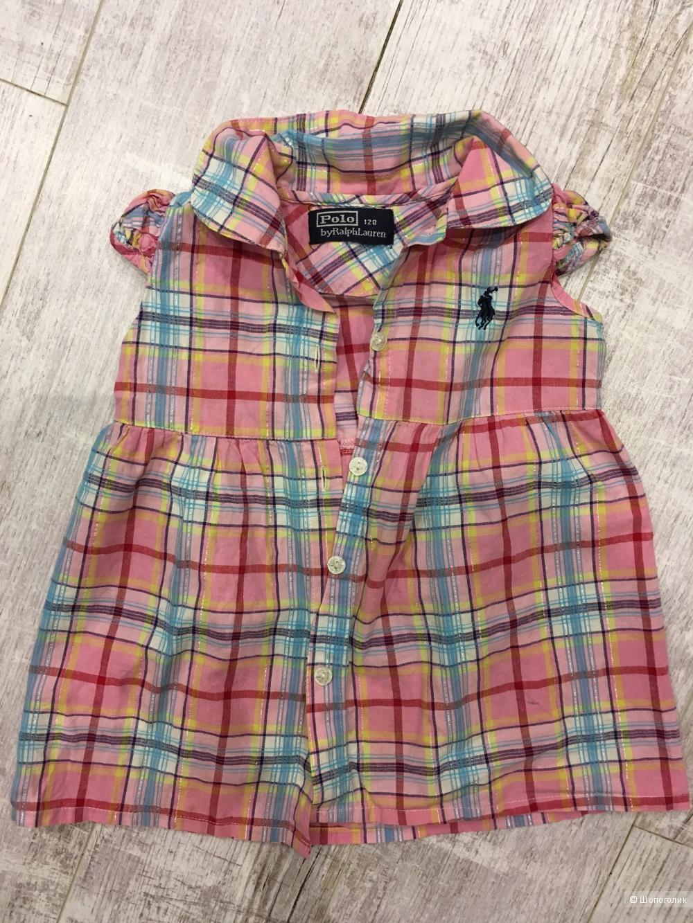 Рубашка Ralph Lauren, размер 128