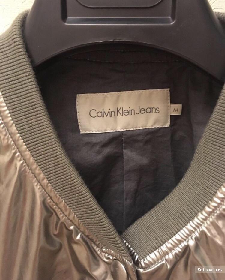 Бомбер Calvin Klein Jeans, размер М