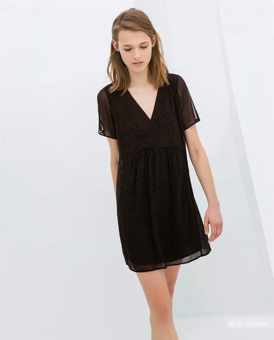Платье легкое Zara, размер L