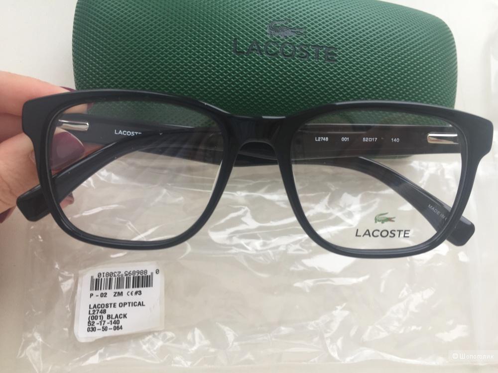 Оправа для очков Lacoste L2748 001