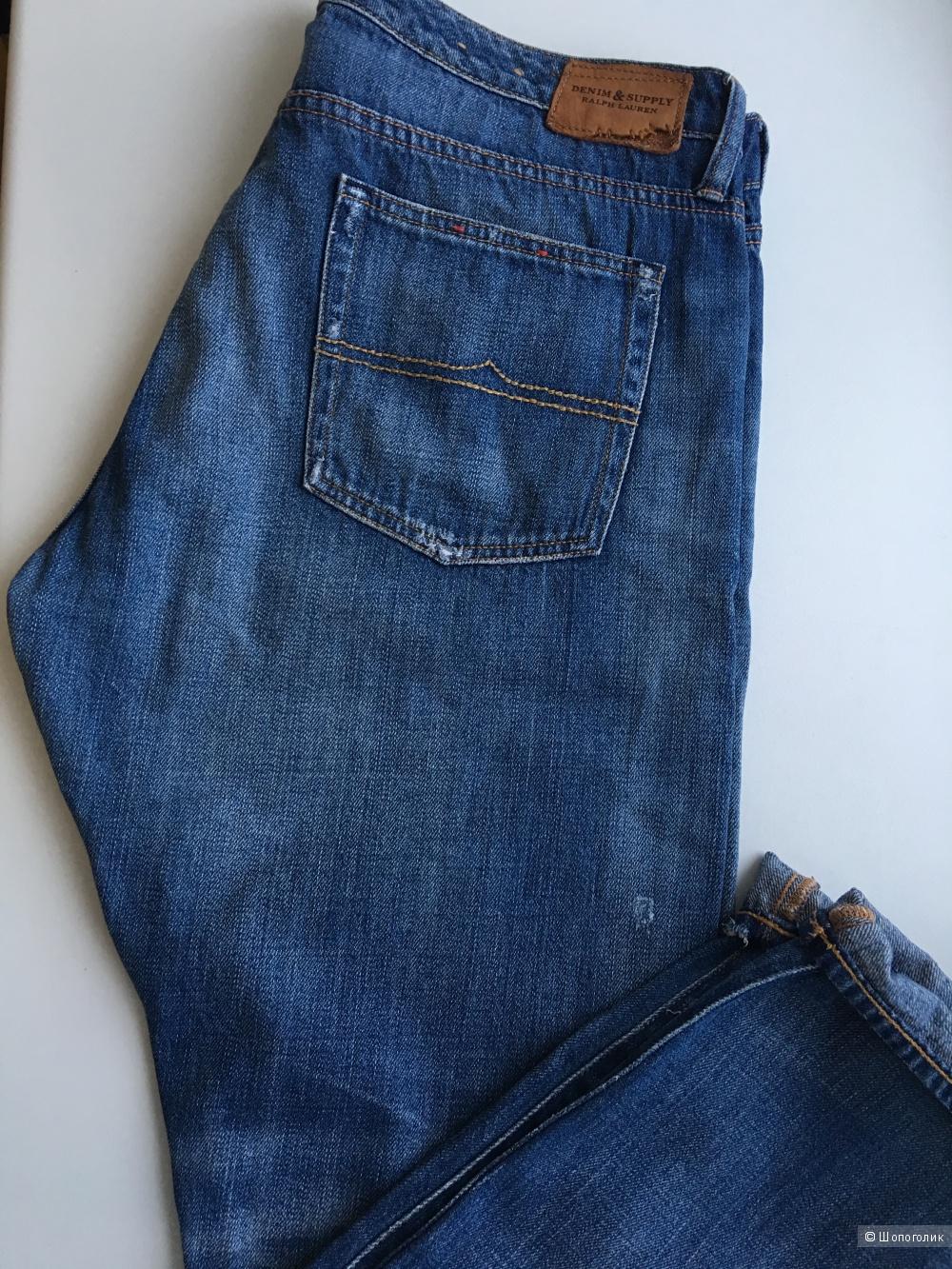 Джинсы-бойфренды Ralph Lauren, размер 31