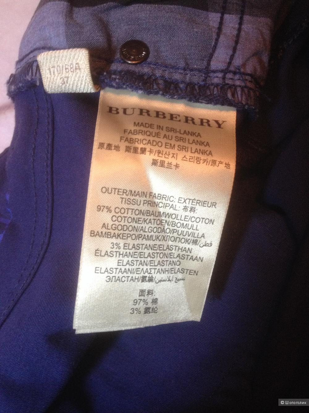 Джинсы BURBERRY BRIT, 27 размер