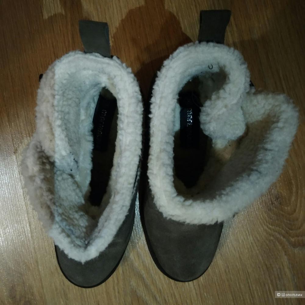 Ботильоны зимние, Marmalato, 37