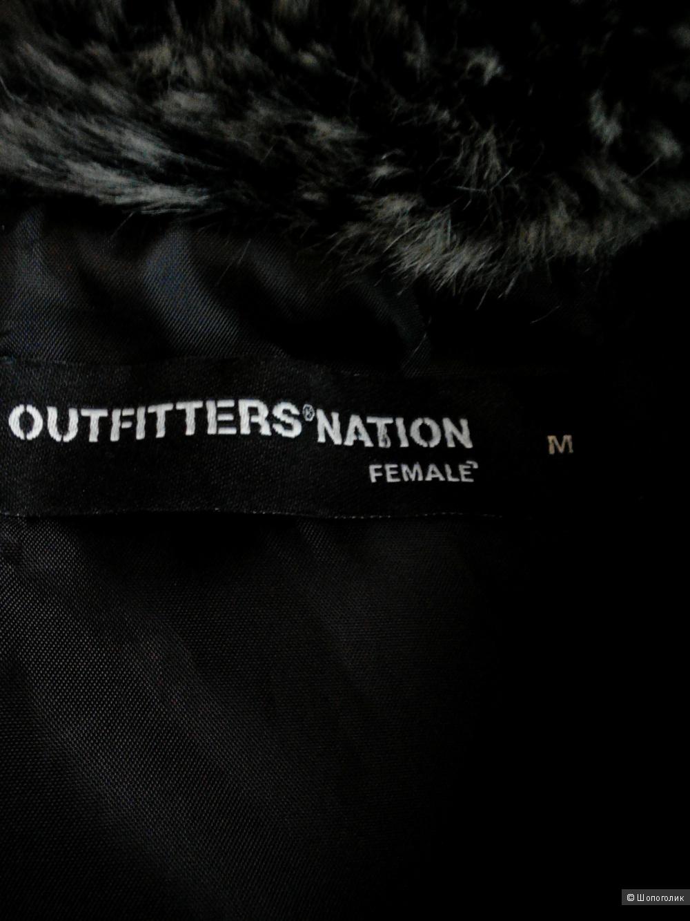 Меховой жилет. Outfitters nation. 44-46(M)