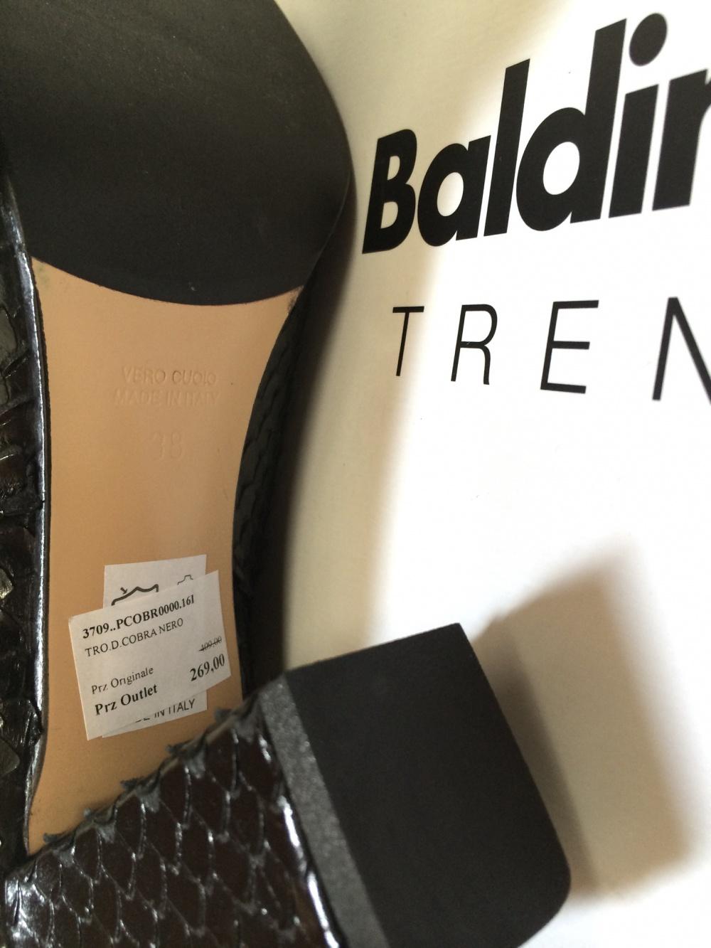 Ботильоны Baldinini,размер 38