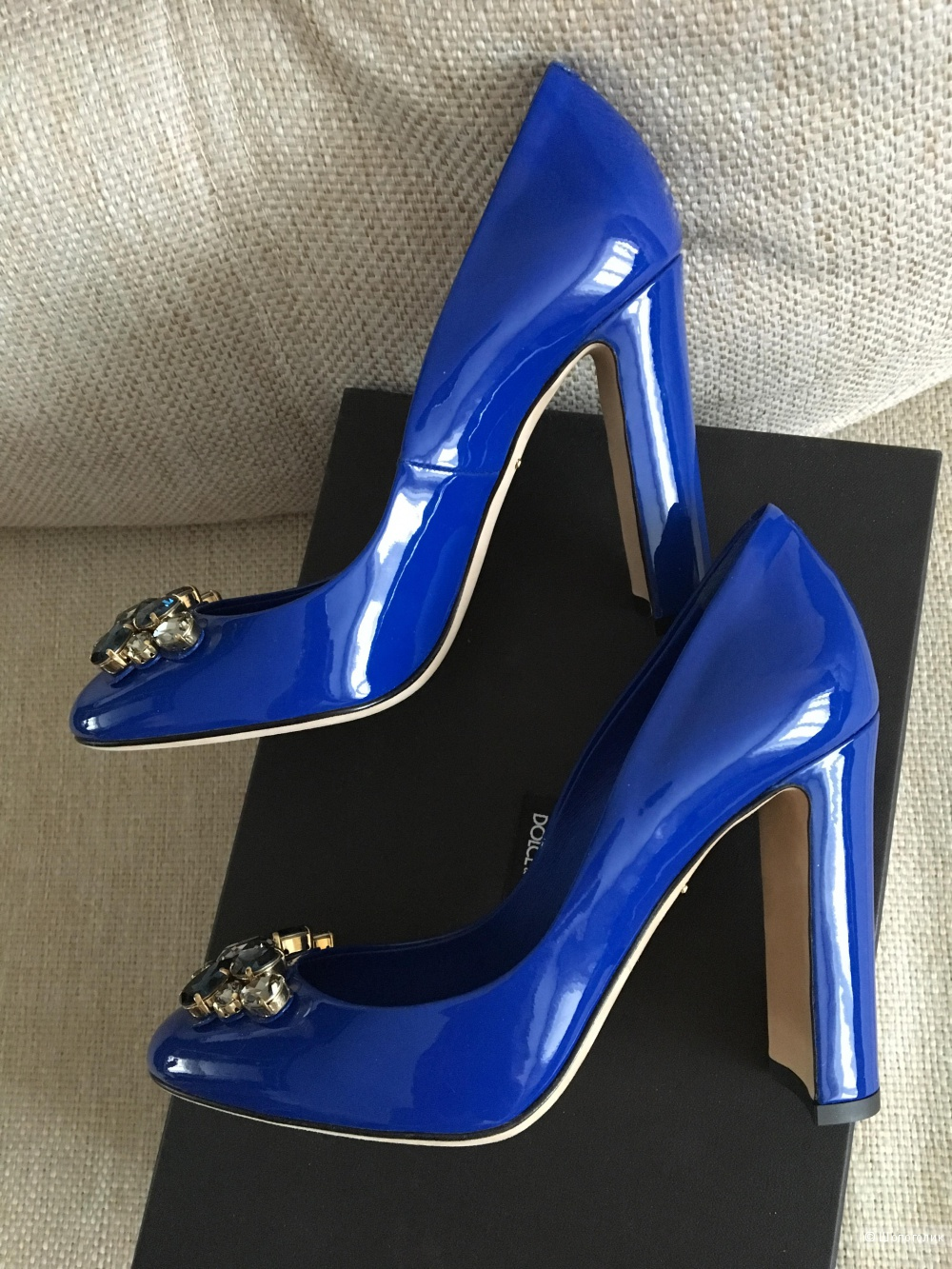 Туфли Dolce Gabbana, 38 размер