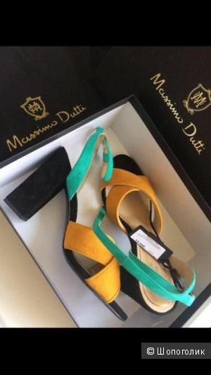 Босоножки Massimo dutti 40 +-