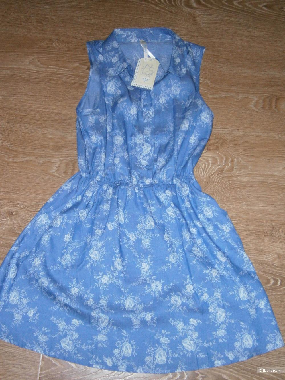 Платье Blue Vanilla, размер М