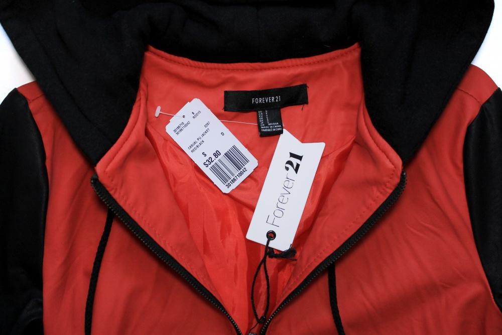 Куртка бомбер forever 21, размер S (40-42)