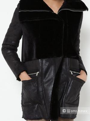 Пальто-дубленка Tantra 48-50 размер