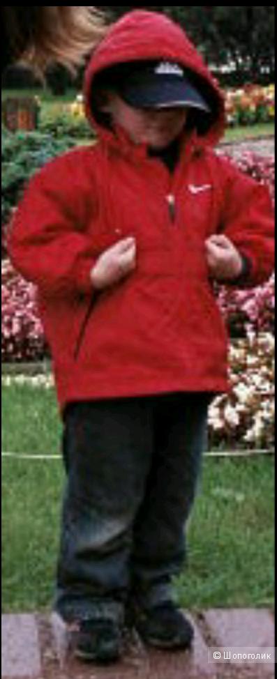 Куртка детская, Nike, 98-104 см