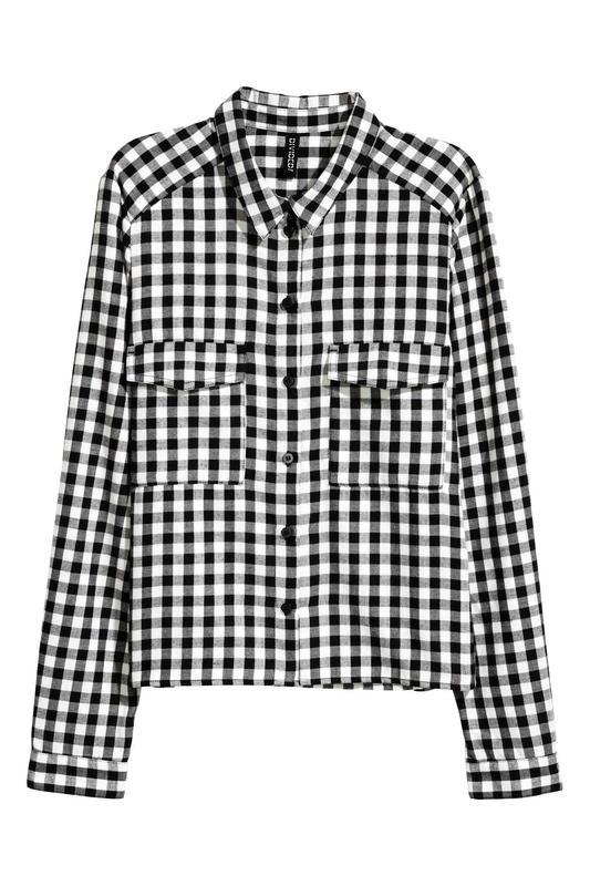 Рубашка H&M ,раз. 14