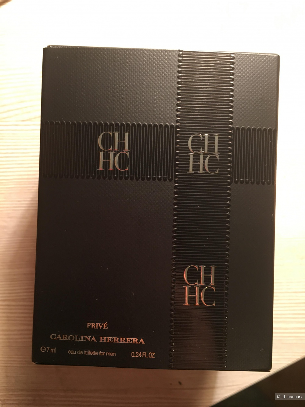 Набор парфюма Carolina Herrera Prive 7ml и Carolina Herrera CH 8ml