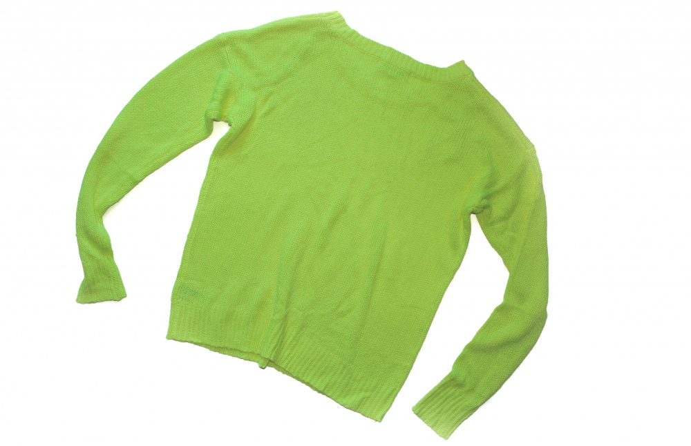 Неоновый свитер forever21, размер S (42-44)