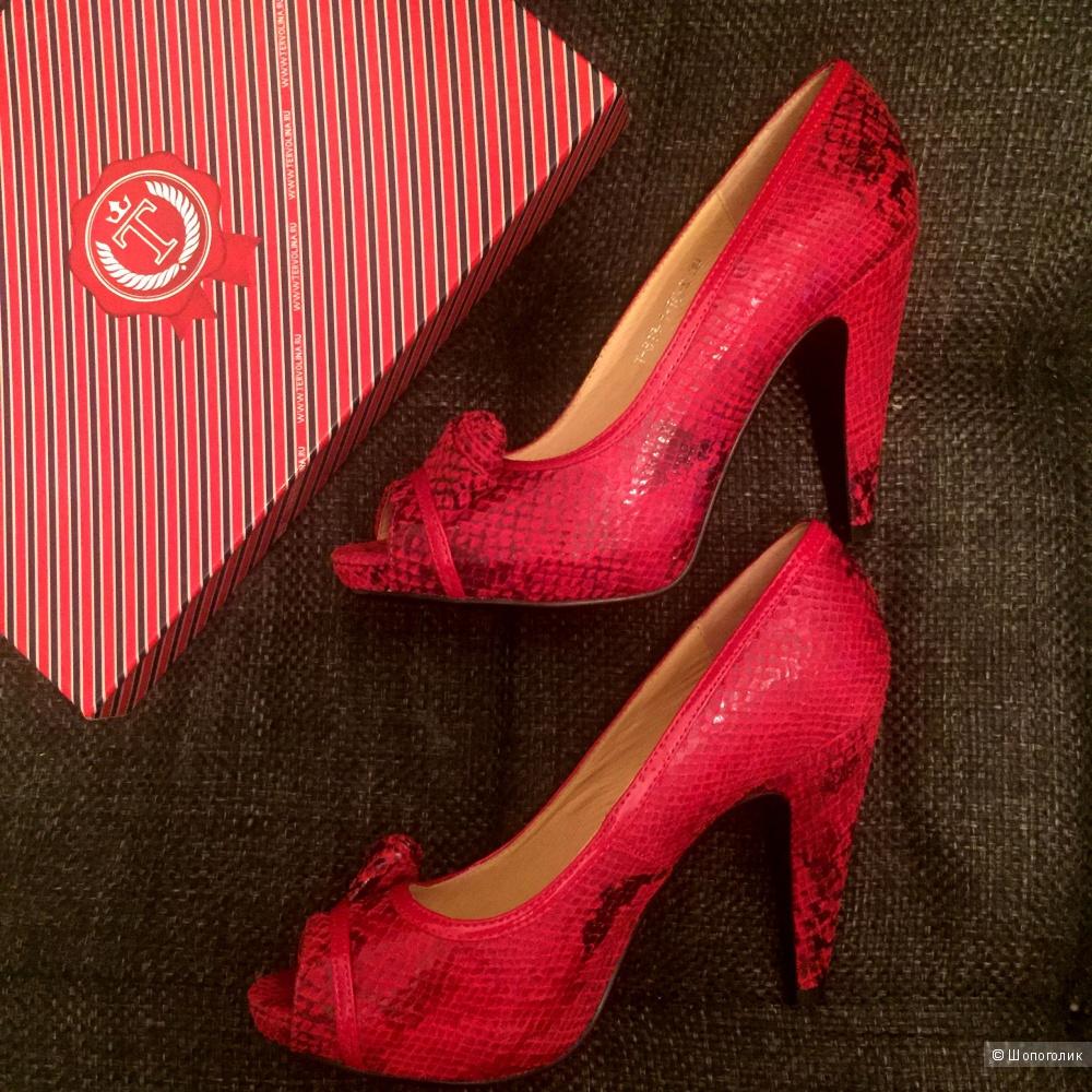 Туфли Tervolina 39 размер
