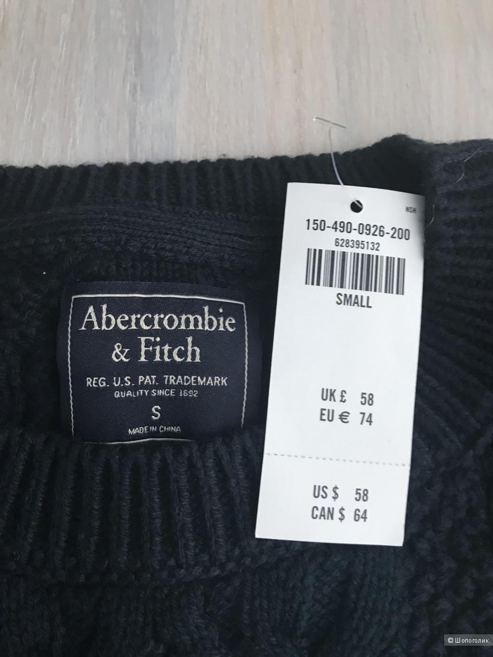 Свитер Abercrombie & fitch размер S