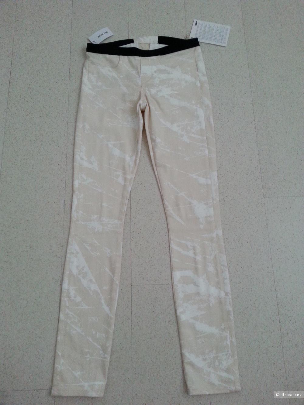 Джинсовые брюки HELMUT LANG, размер 25