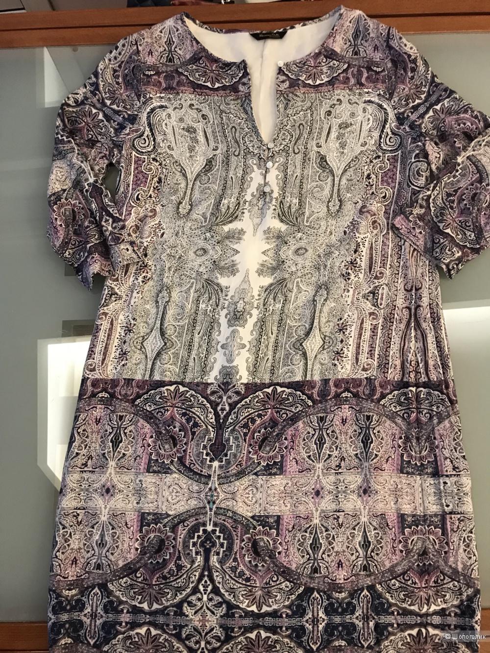 Платье Massimo Dutti, S-M